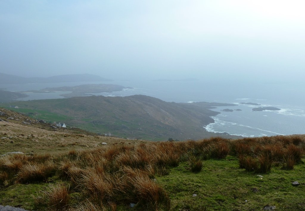 Scenic drive Ireland
