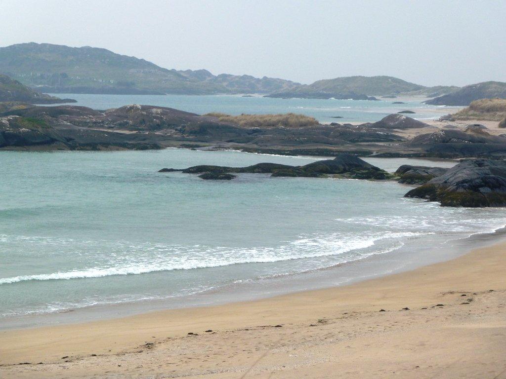 Beach in Ireland