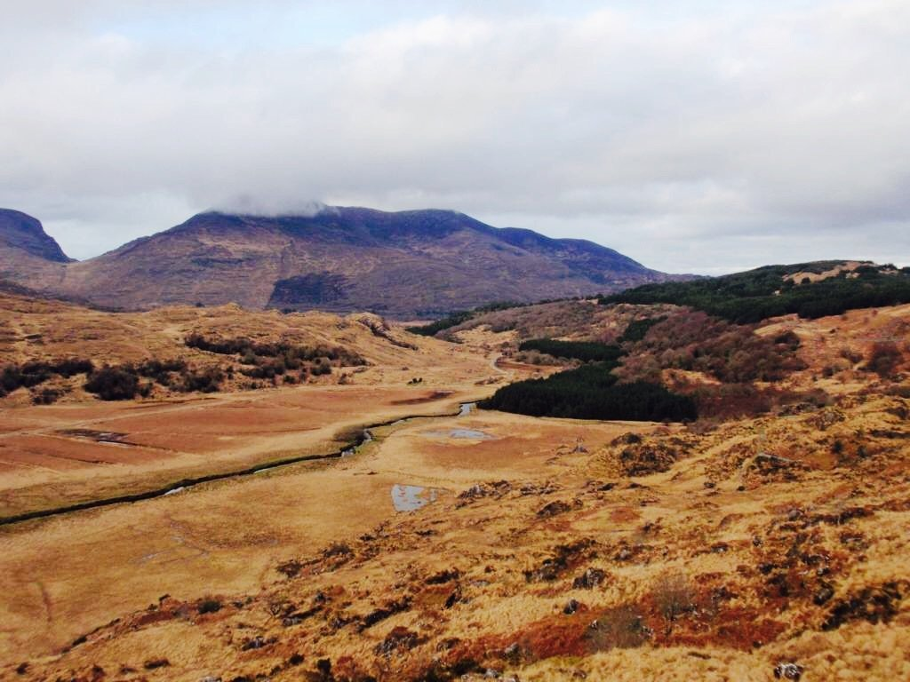 Killarney national Park Mountain View