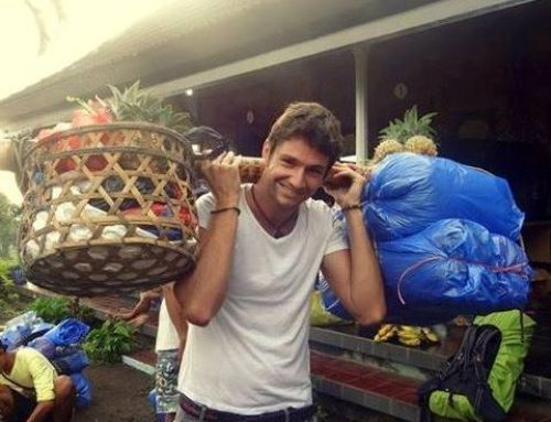 Always Abroad – Wout's Story
