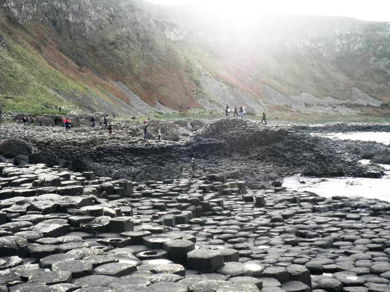 Giant´s Causeway 1