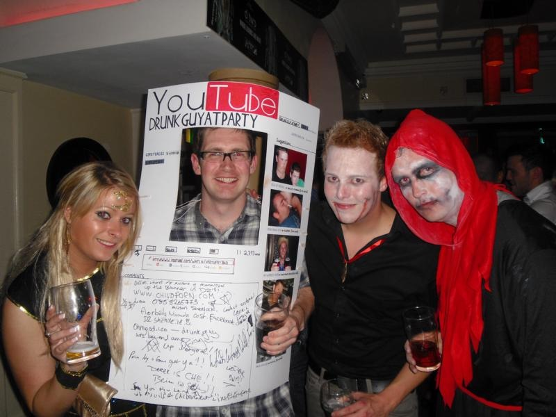 Halloween Party in Dublin