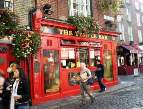 An Irish Tale – Proud to have lived in Ireland
