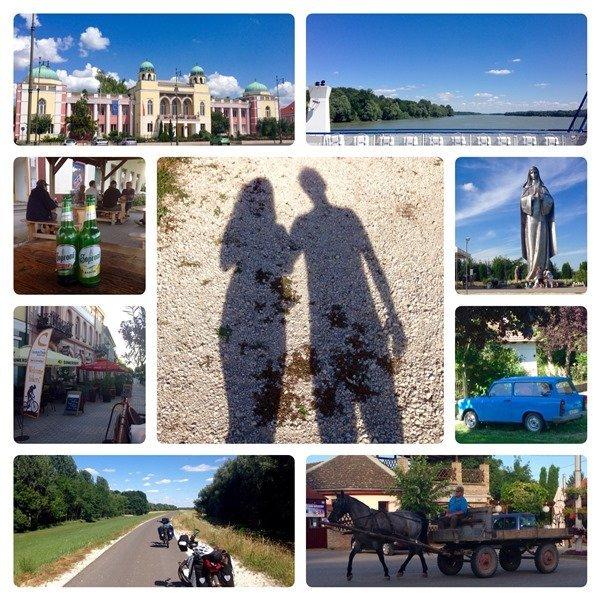 Donauradweg EuroVelo 6 Hungary Ungarn Experience (2)