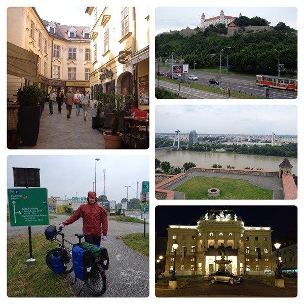 Donauradweg EuroVelo 6 Slovakia Slowakei (3)