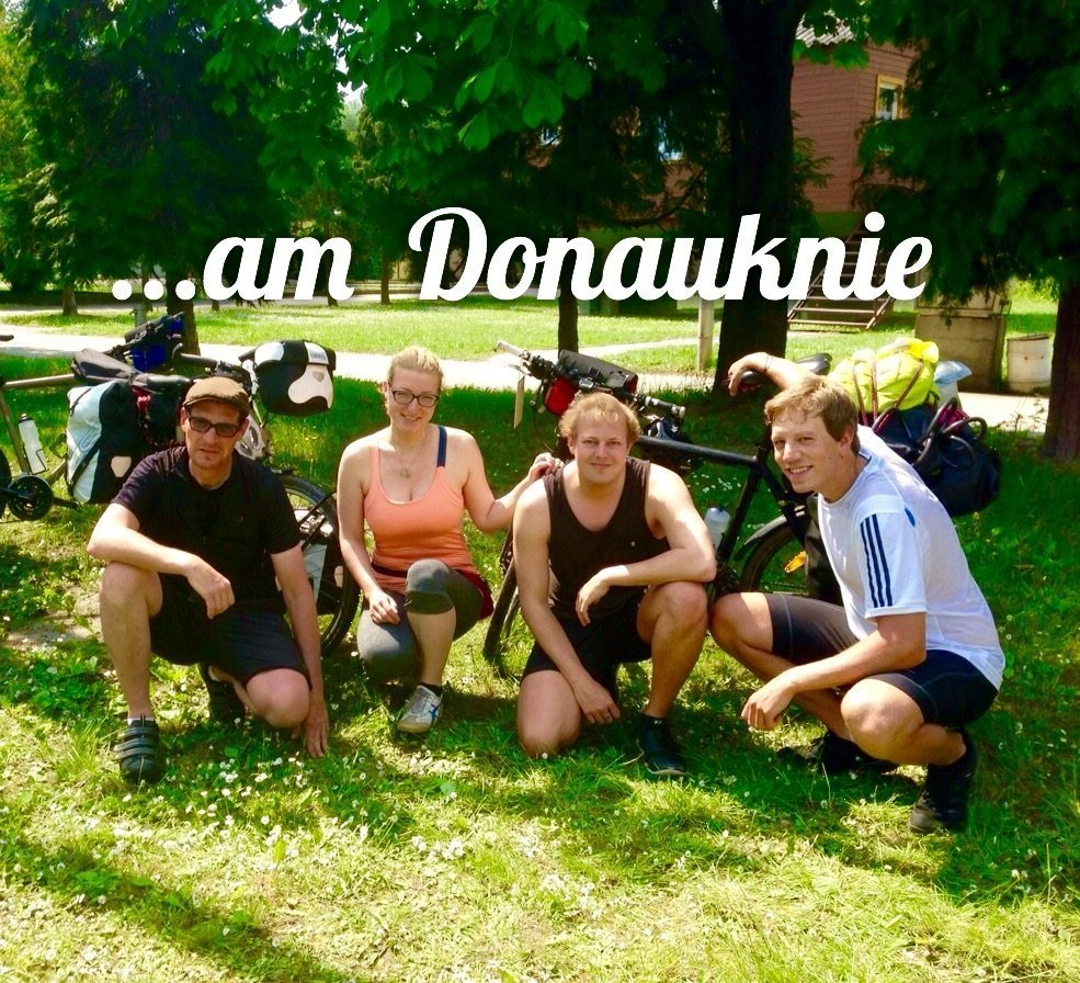 Szentendre - Donauknie und Donauradweg