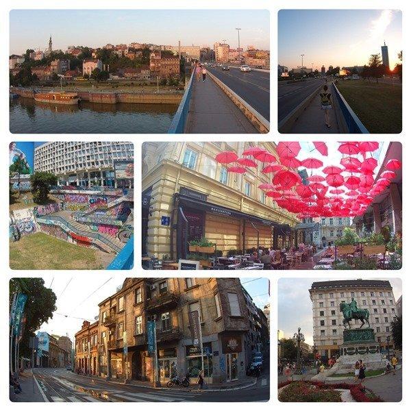 Donauradweg EuroVelo 6 Belgrade Serbia Serbien (3)