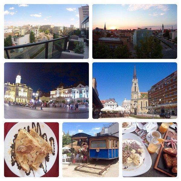 Donauradweg EuroVelo 6 Novi Sad Serbia Serbien (1)