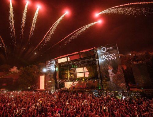 Willkommene Zufaelle & das Exit Festival