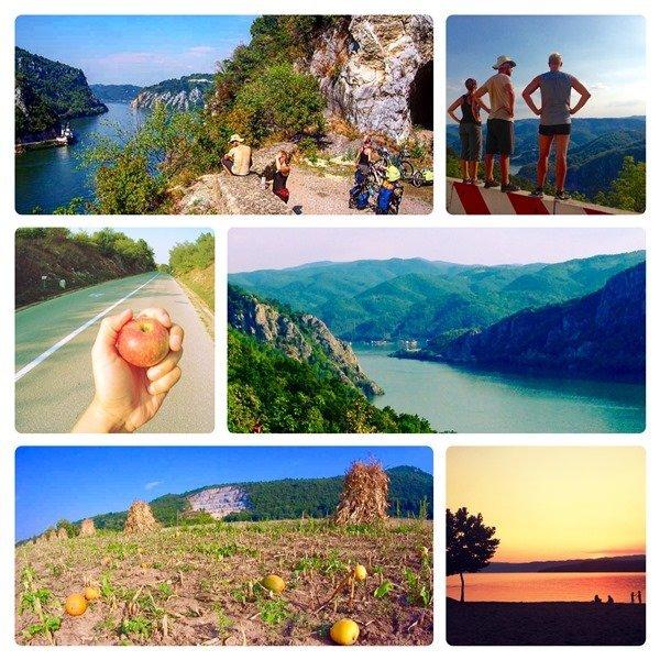 Donauradweg Djerdap National Park Serbia Serbien (1)