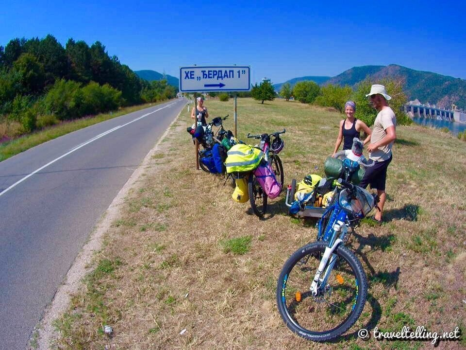 An adventure with Kelly and Paul in Serbia