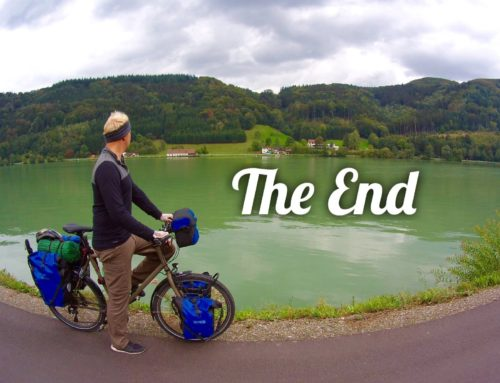 The crazy end of my cycle trip through Eastern-Europe