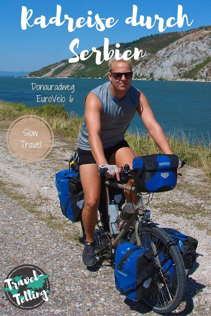 Highlights entlang des Donauradwegs in Serbien