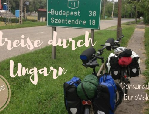 10 Highlights am Donauradweg in Ungarn