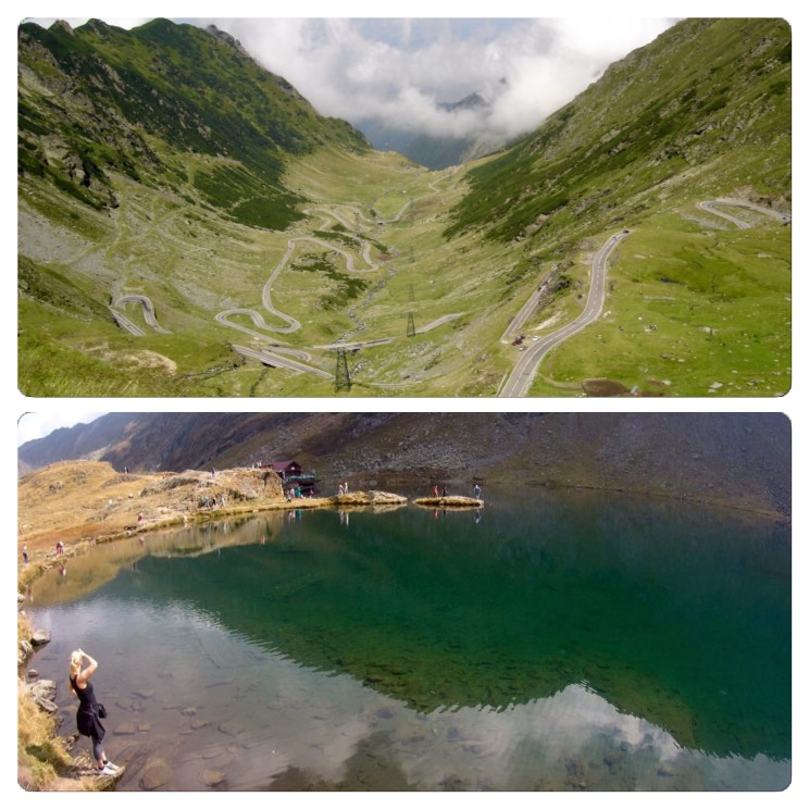 Carpathians, Transfogarascher, Lake Balea