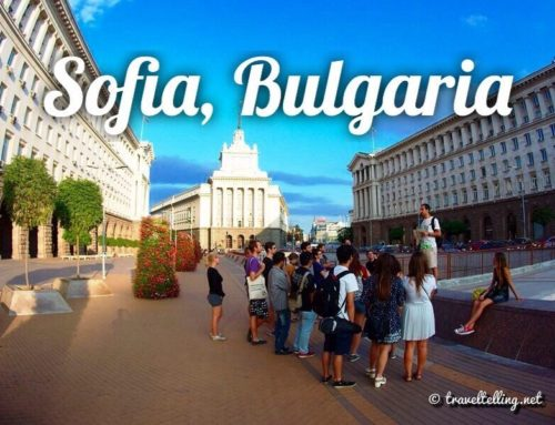 Sofia – Destination of Destiny