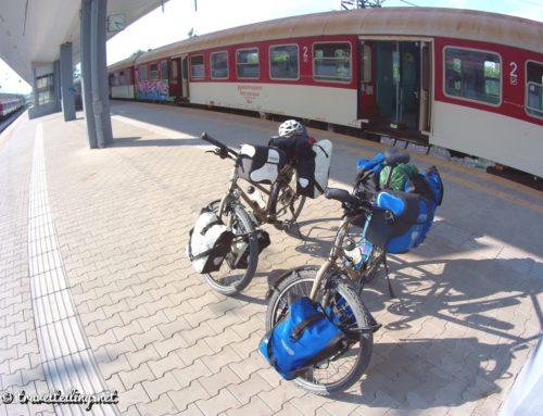 Rumänien: Beziehungskrise im Zug nach Bukarest