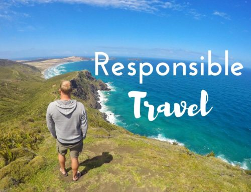 Your Benefits Of Being A Responsible Traveler