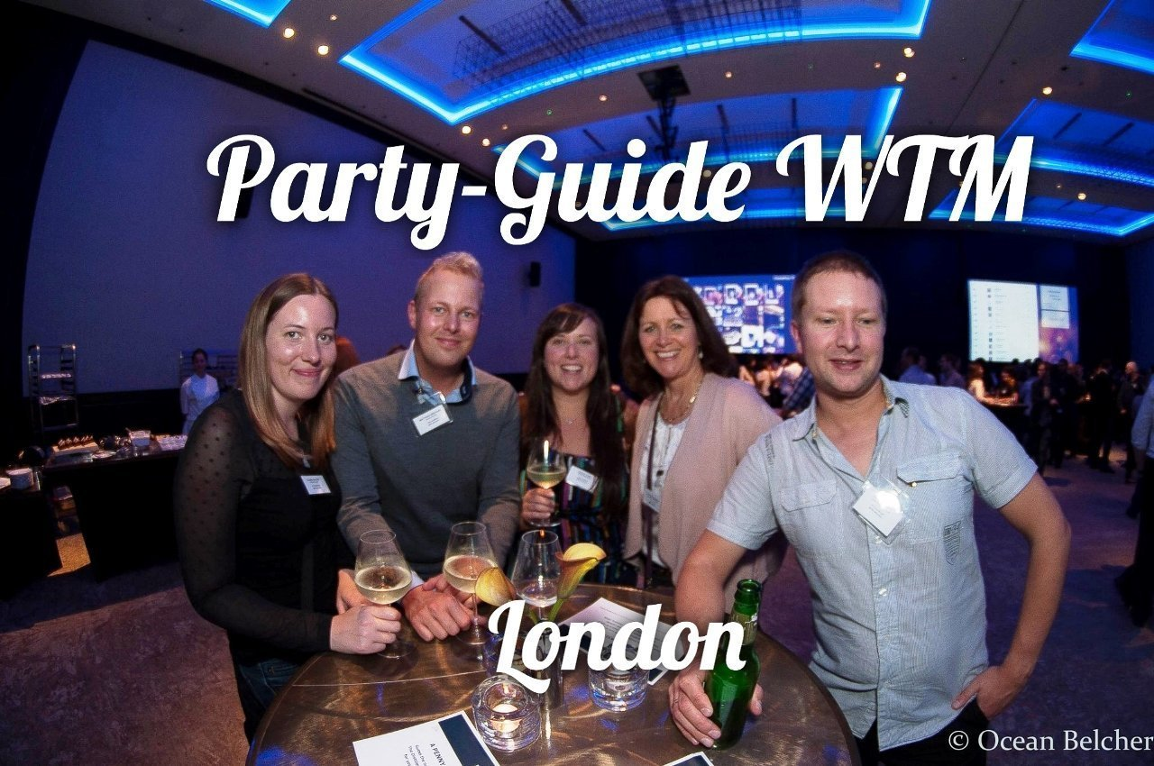WTM - World Travel Market London - Events & Parties