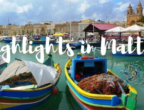 Meine 10 Lieblingsorte auf Malta
