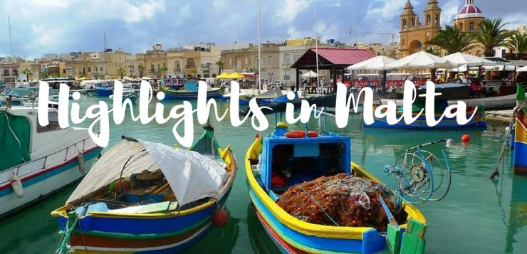 10 Most Beautiful Places in Malta