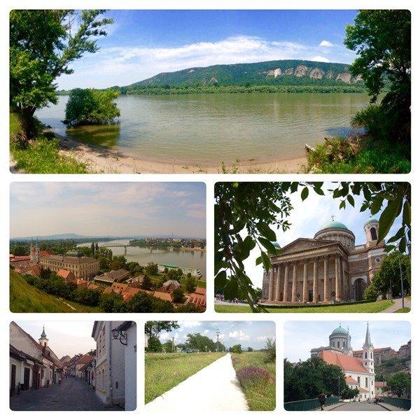 Hungary - Donauknie - Donauradweg Ungarn