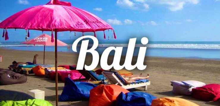 One month in Bali: Working in Paradise