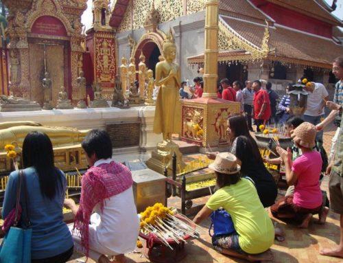Einen Monat Chiang Mai: Zwischen Buddhismus & Party-Exzessen