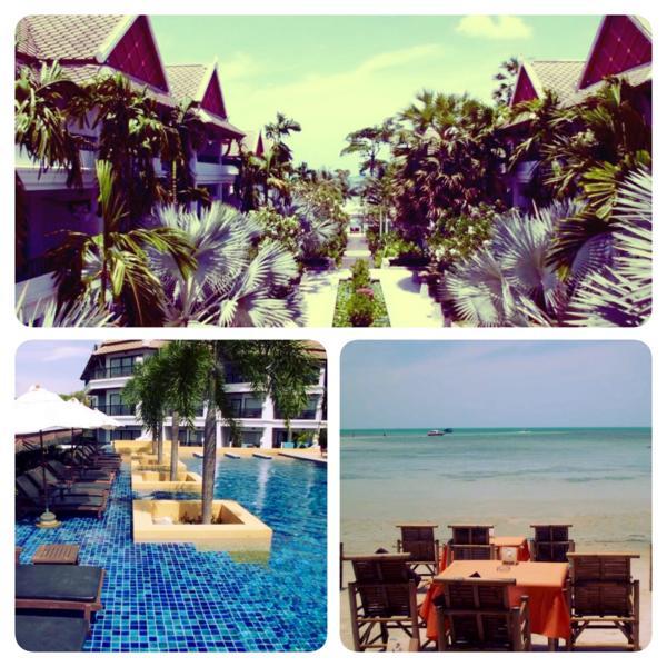 Koh Samui Luxus Kandaburi resort