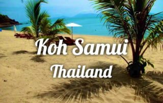 Koh Samui Thailand - Slow Travel
