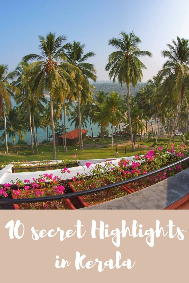 10 unbekannte Highlights in Kerala in Indien