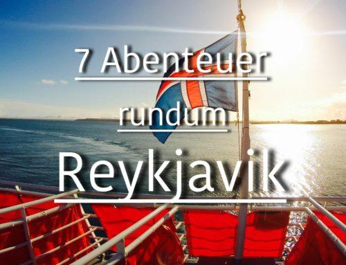 7 verrückte Erlebnisse rundum Reykjavik