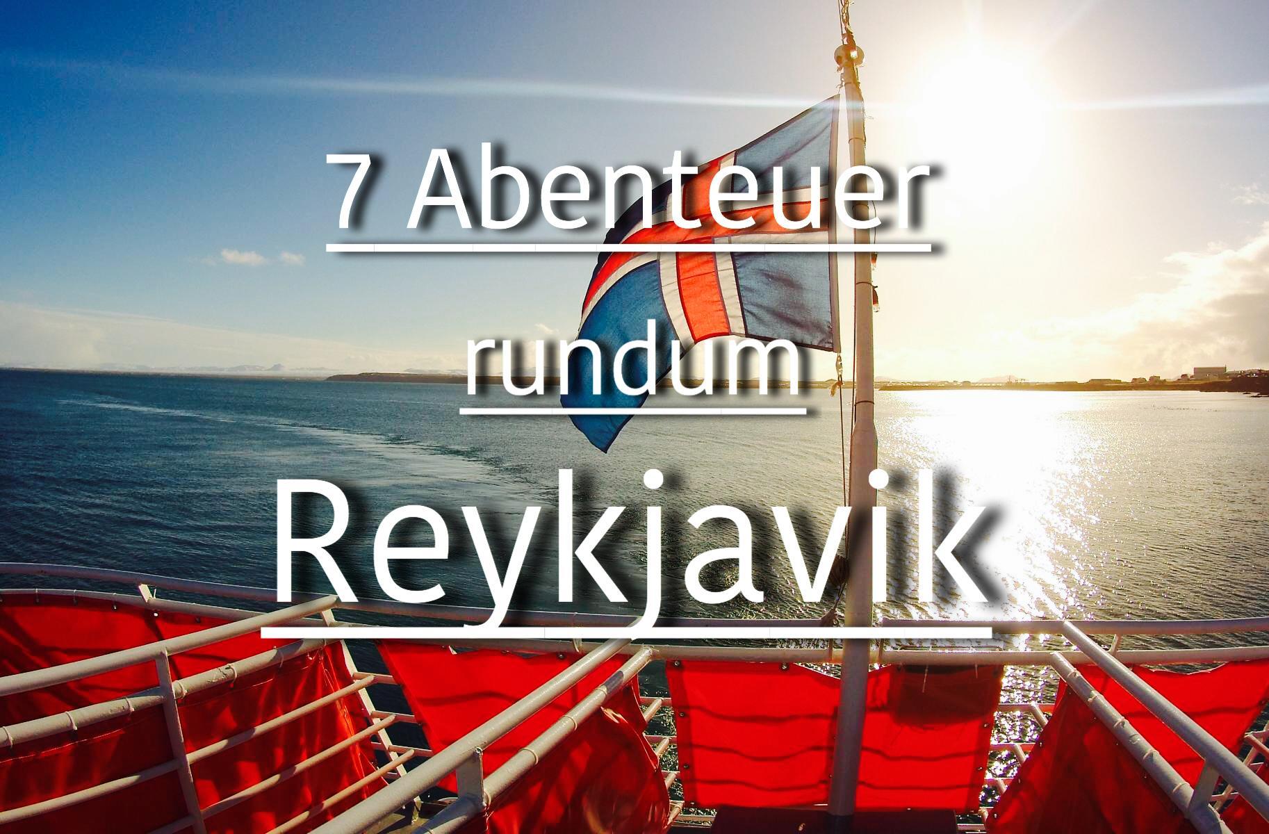 7 Highlights in Reykjavik Island