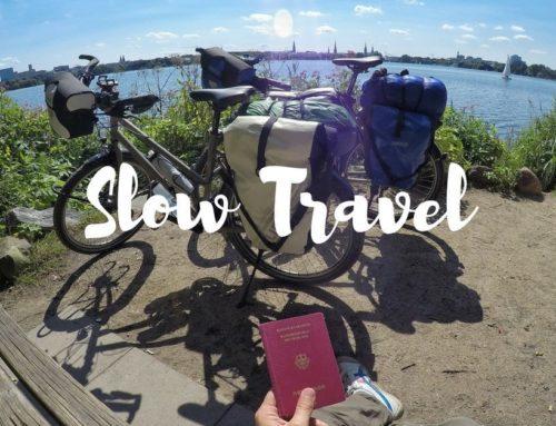 Slow Travel – Der Weg ist das Ziel