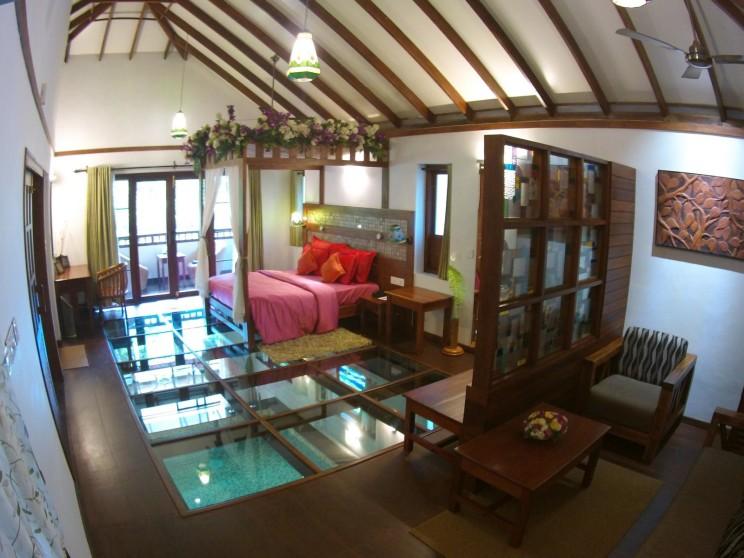 eco tourism resort kerala