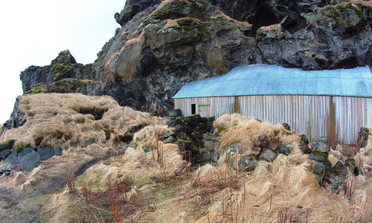 Turf Houses Iceland