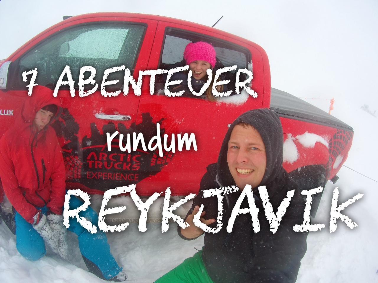 reykjavik adventures iceland
