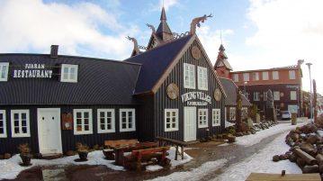 Hotel Viking Village in Reykjavik
