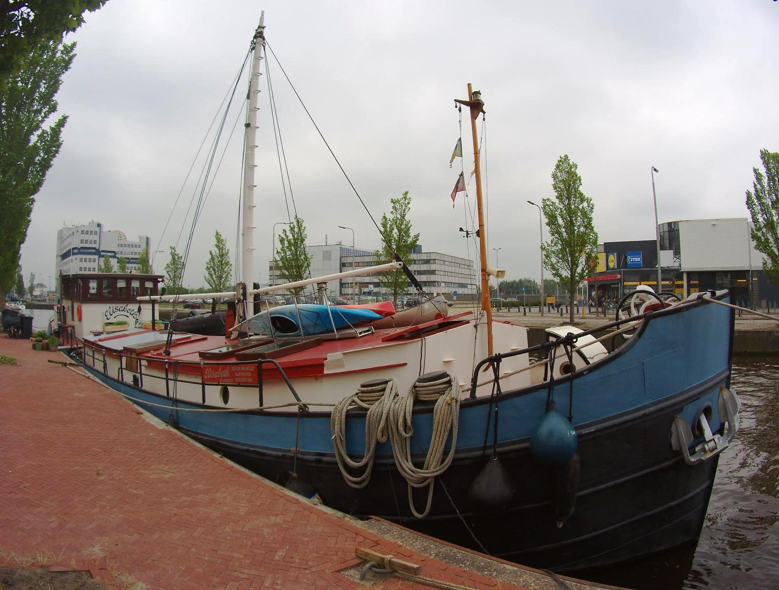 Hausbbot Leeuwarden, Friesland, Niederlande