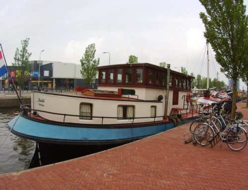 Niederlande: Hausbooturlaub in Leeuwarden