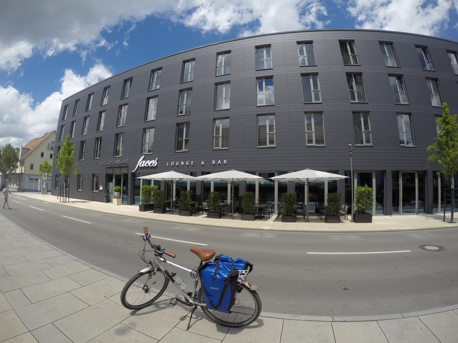 Radreise deutsche donau tuttlingen
