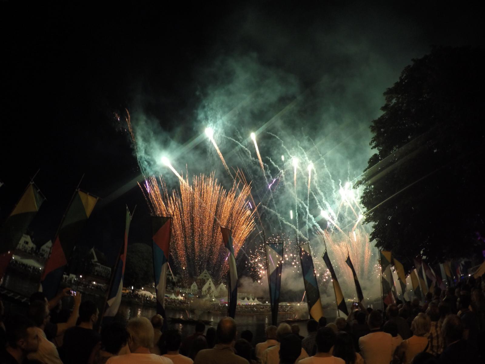 Internationles Donaufest in Ulm Highlights