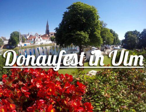 Das Internationale Donaufest 2016 in Ulm