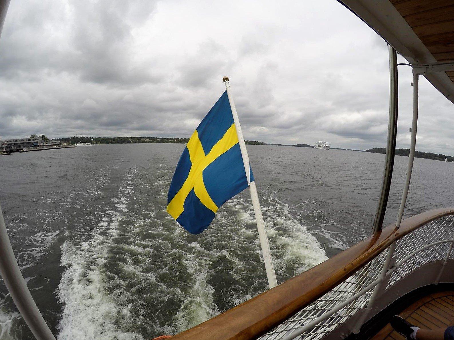 Angeln Segeln Stockholm Archipel Tipps Erfahrung