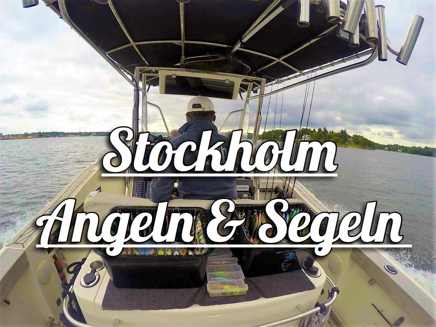 Angeln und Segeln in Stockholm Reise-Tipps
