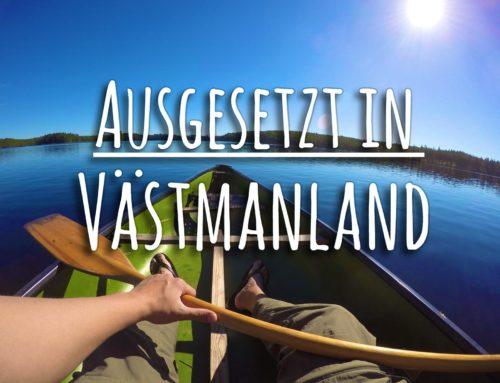 Über Erlebnisse in der Wildnis & die Schweden