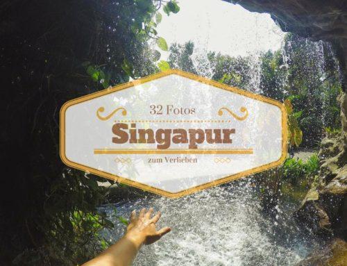 Singapur: 32 Bilder zum Verlieben
