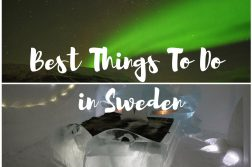 Best Things To Do in Sweden