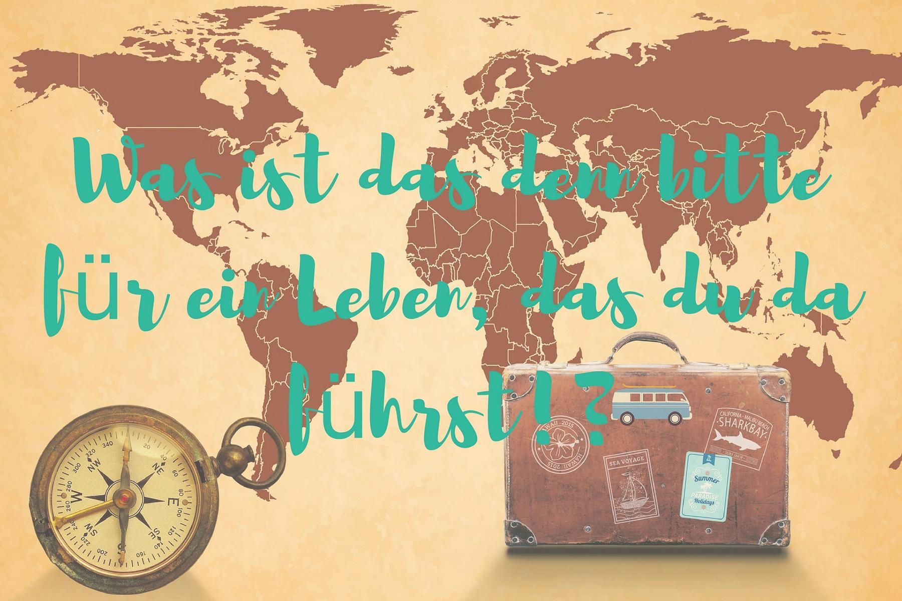 TravelTelling Zitate Mein Weg
