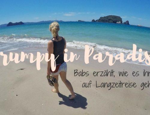 Grumpy in Paradise – Babs erzählt…
